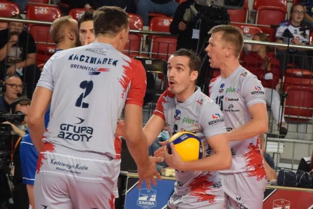 Siatkarze Grupy Azoty ZAKSA Kędzierzyn-Koźle mają na koncie komplet siedmiu zwycięstw i jeszcze nie stracili w tym sezonie ani jednego punktu.