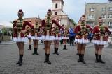 Złota Lira w Rybniku. Grają orkiestry dęte, są pokazy mażoretek. Jubileuszowa edycja festiwalu potrwa trzy dni. Zobaczcie zdjęcia