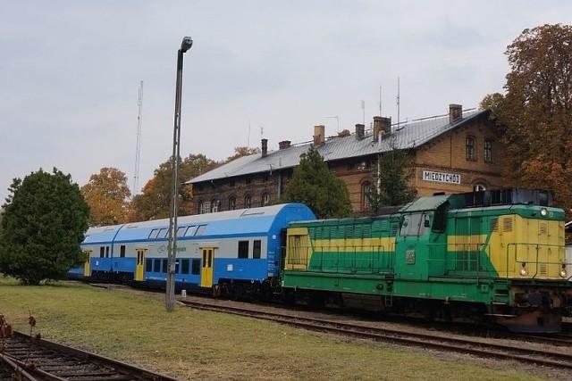 Po 15 latach przerwy z międzychodzkiego dworca  ponownie odjeżdżać będą pociągi do Poznania.