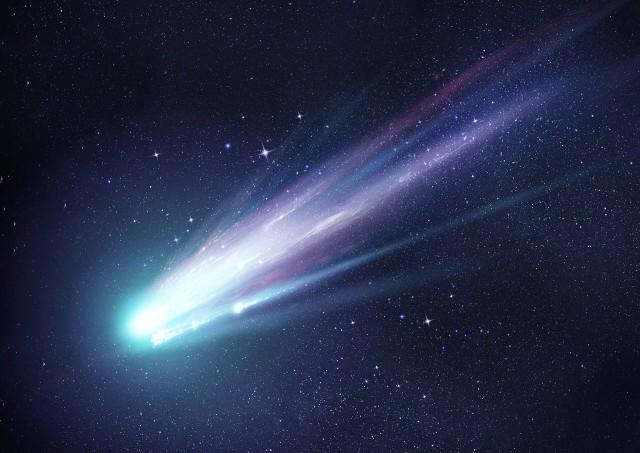 w maju 2020 na polskim niebie być może zobaczymy kometę.