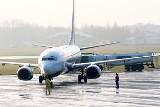 Samolot z Liverpoolu nie wylądował. Niskie chmury na Lublinku