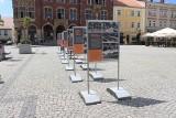 Tarnowskie Góry: na Rynku można oglądać wystawę dotyczącą powstania śląskiego