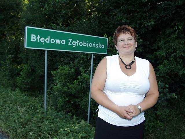 - Wprowadzenie funduszu sołeckiego to dobry pomysł, bo my najlepiej wiemy, co trzeba poprawić w naszej miejscowości – przekonuje Wiesława Szczepanik, sołtys Błędowej Zgłobieńskiej.