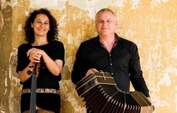 W piątek w klubie Blue Note zagra duet Klaus Paier i Asja Valcic