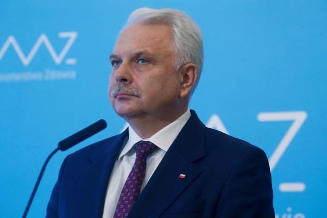 Dlaczego Szumowski zrezygnował z funkcji ministra zdrowia? Kraska wyjaśnia
