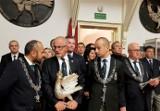 W Celestacie, siedzibie krakowskiego Bractwa Kurkowego, odbyło się andrzejkowe spotkanie [ZDJĘCIA]