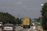 Kolejny płatny odcinek S8. Dla ciężarówek i autobusów...