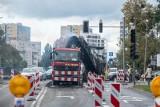 Budowa tramwaju na Naramowice w Poznaniu: Już od soboty kolejne bardzo ważne zmiany na Lechickiej i Naramowickiej. Sprawdź szczegóły