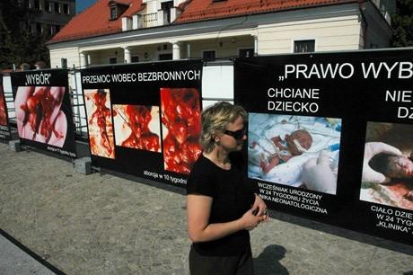 Wystawa stałe w ub.r. na Rynku Kościuszki - w samym centrum Białegostoku
