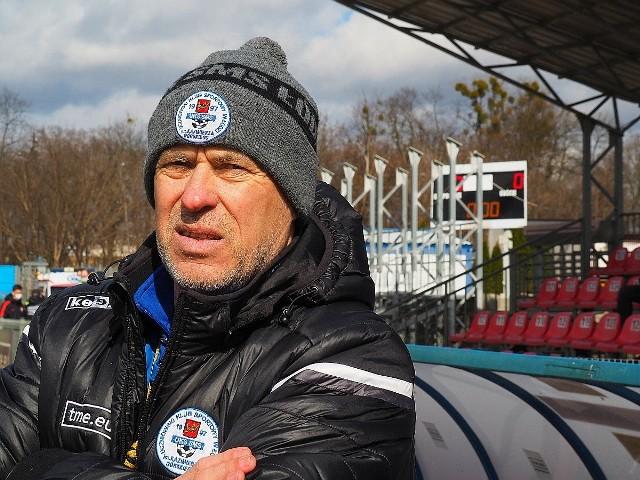 Trener TME UKS SMS Marek Chojnacki
