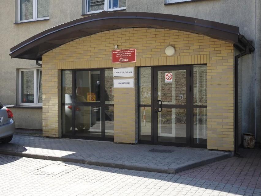 Szpital psychiatryczny w Choroszczy.