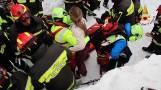 Włochy: Akcja ratunkowa w Abruzji trwa nadal. Spod śniegu wydobyto 3 żywe szczeniaki