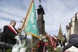 Uroczystości przy grobie śp. Józefa Ślisza w Łące. To on w 1981 r. był organizatorem strajków chłopskich [ZDJĘCIA]