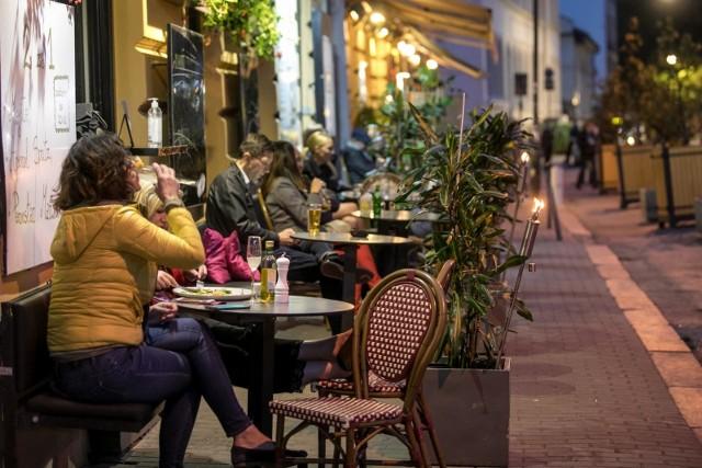 - Dziwie się głosom, że restauracje nie są takim zagrożeniem- stwierdził prezes PFR.