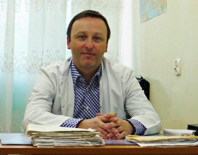 Sebastian Kida, lekarz rodzinny