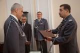 Inspektor Sławomir Mierzwa to nowy komendant wojewódzki podlaskiej policji (zdjecia)
