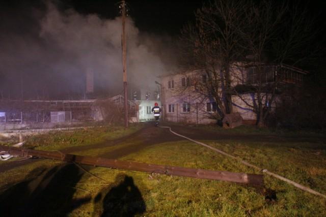 Pożar na Wałach Świętej Jadwigi, Legnica