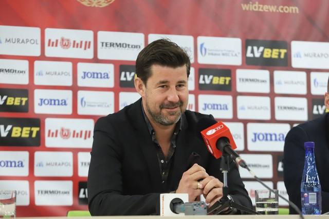 Łukasz Masłowski 23 kwietnia 2019 roku został dyrektorem sportowym Widzewa