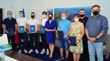 Finansowe nagrody dla zawodników i trenerów z Ludowego Klubu Biegacza Rudnik