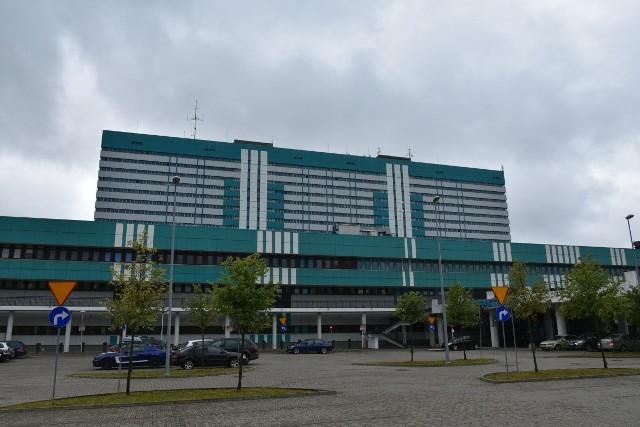 Centrum Kliniczno-Dydaktyczne Uniwersytetu Medycznego ma stać się potężną placówką medyczną.