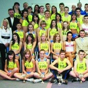 Zawodnicy Prefbetu w tym roku zdobyli ponad sto medali zawodów lekkoatletycznych
