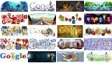 TOP 20: Najlepsze Google Doodle w historii. Zabawne i piękne. Które najfajniejsze?