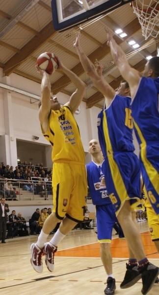 W Krośnie zagra siedmiu koszykarzy z podkarpackich klubów, w tym Bartosz Dubiel.
