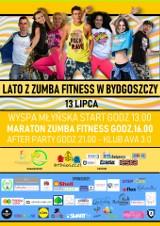Lato z Zumba Fitness w Bydgoszczy [zapowiedź]