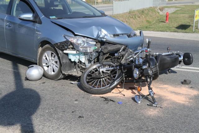 Na naszych drogach ginie coraz więcej motocyklistów. W większości przypadków przyczyną jest za szybka jazda. Policja apeluje o rozsądek i ostrożność.
