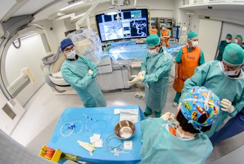 Lekarze z Jastrzębia wykryją każdego tętniaka. Mają supersprzęt