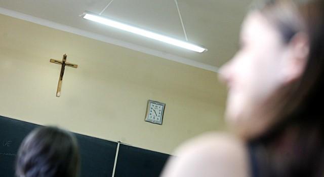 Licea w Łodzi proszą o mniej lekcji religii. Jedna katecheza w tygodniu z powodu podwójnego rocznika