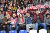 Polacy na stadionie Odry przegrali z Anglikami. Zobacz się na zdjęciach