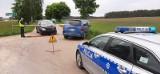 Wypadek w miejscowości Bronaki-Pietrasze. Dodge zderzył się z volkswagenem. Trzy osoby w szpitalu, w tym dwójka dzieci [ZDJĘCIA]