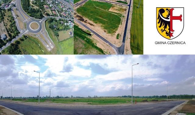 Tereny inwestycyjne gminy Czernica