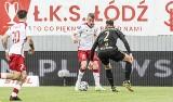 Grała reprezentacja Polski.  Adam Ratajczyk z ŁKS zagrał przeciwko kadrze Niemiec