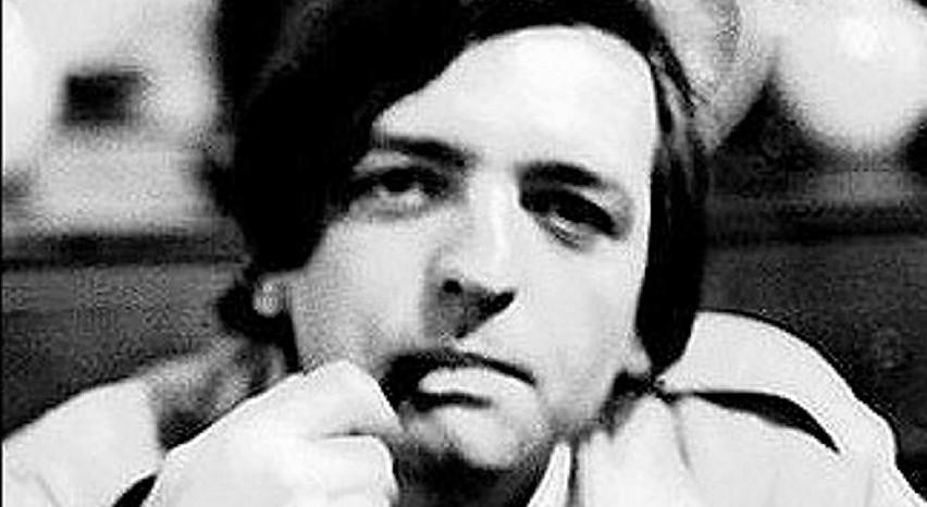 Łodzianin Wojciech Frykowski był przez pół roku mężem poetki