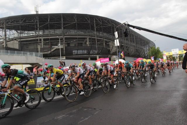 Zawodnicy Tour de Pologne znów przejadą ulicami Zabrza. Znamy TRASĘ wyścigu