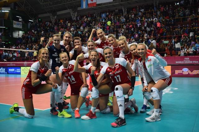 Polskie siatkarki mogą być z siebie zadowolone, bo w pierwszym turnieju World Grand Prix w Argentynie nie przegrały nawet seta