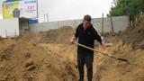Sulechów. Na terenie budowy znaleziono ludzkie szczątki. To jeszcze ślady po wojnie [ZDJĘCIA]