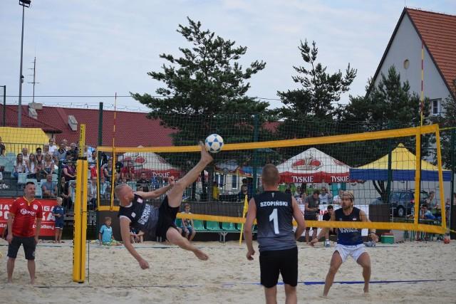 Festiwal Beach Soccera, Footvolley'u i Futnetu w Gliwicach