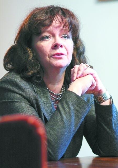 Prof. Barbara Kudrycka