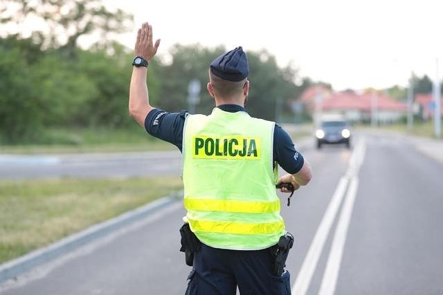 Jedan pas ruchu w kierunku Poznania został zablokowany