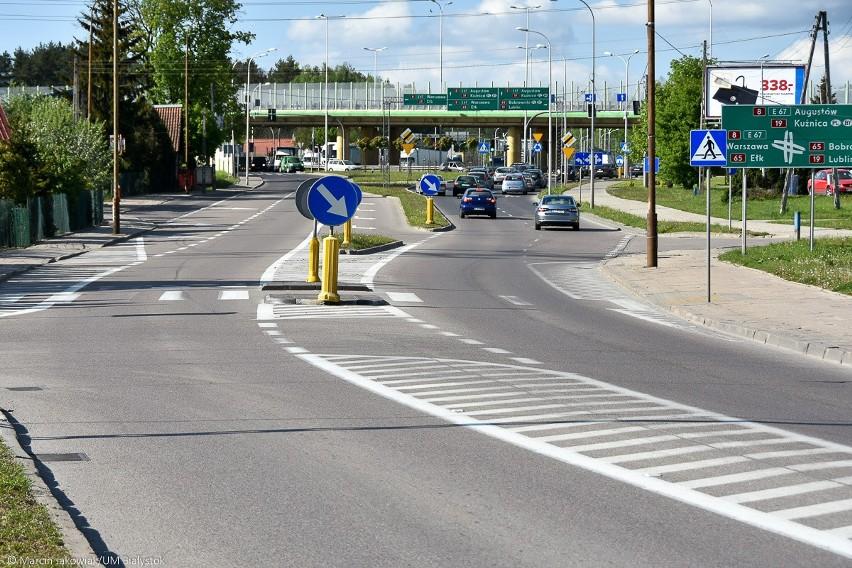 Kolejna drogowa inwestycja w mieście....