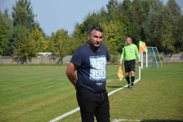 Trener Szydłowianki, Marcin Kośmicki