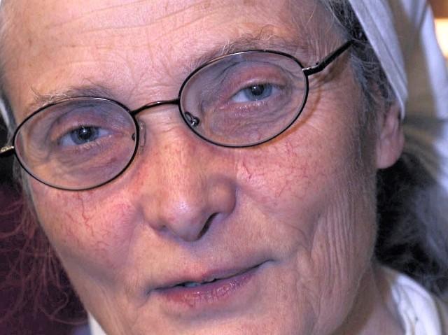Siostra Małgorzata Chmielewska: - Nie zdajemy sobie sprawy, że aby przeżyć dobre życie, trzeba zgodzić się też na trudności.