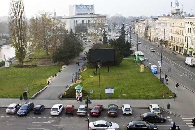 Przed wojną na tym placu stał Teatr Miejski. Teraz grupa bydgoszczan domaga się jego odbudowy