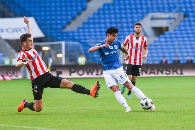 Darko Jevtić miał słaby początek sezonu, ale jak zapewnia, zamierza walczyć o miejsce w składzie.