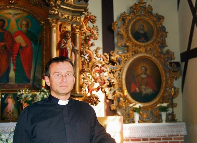 Listy księży dotyczące procesu beatyfikacyjnego bł. Doroty znalazł ks. Sławomir Małkowski