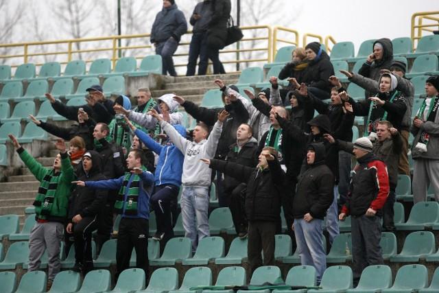 Futbol w Polkowicach umiera