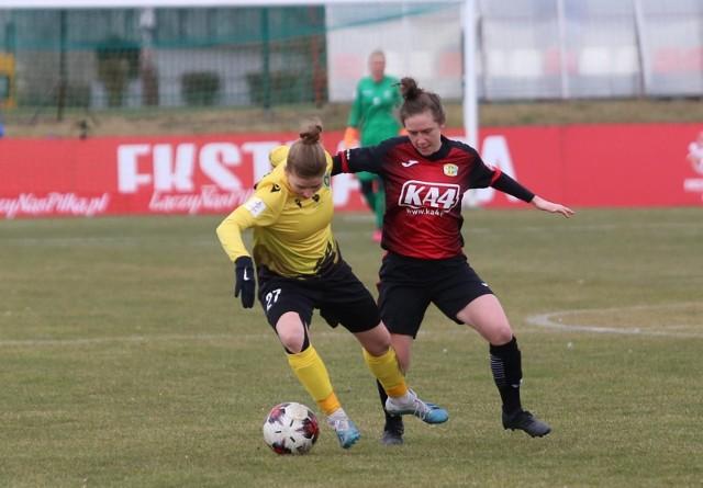 Piłkarki Czarnych Sosnowiec pokonały GKS Katowice 4:0Zobacz kolejne zdjęcia. Przesuwaj zdjęcia w prawo - naciśnij strzałkę lub przycisk NASTĘPNE